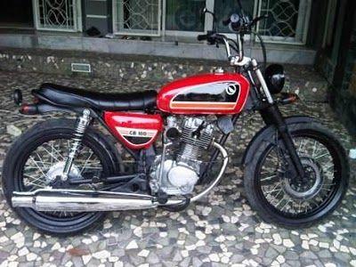 1982 Honda CB 100 K5