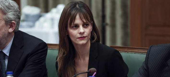Αχτσιόγλου: Δεκτή μόνο η πολιτική κριτική, όχι οι σεξιστικές επιθέσεις