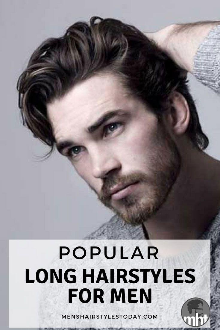 60 Best Long Hairstyles Haircuts For Men 2020 Styles Mens Hairstyles Thick Hair Long Hair Styles Men Mens Hairstyles Medium