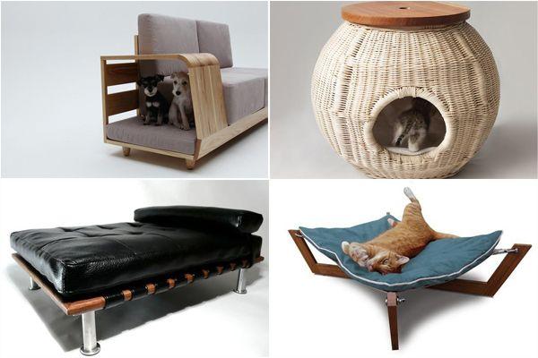 Удобная мебель для домашних животных
