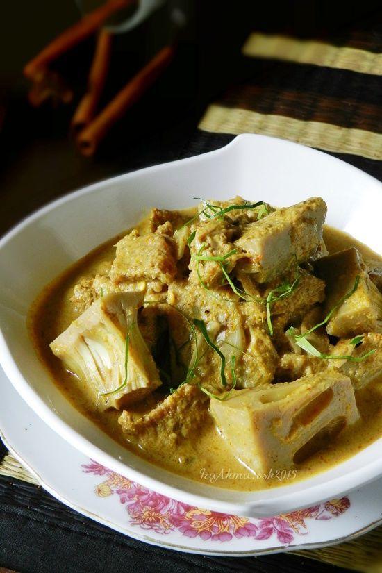 OPOR NANGKA BERDAGING | Singgahsana Kitchen