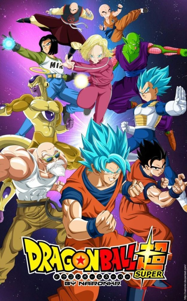 Fondos Pantalla Dragon Ball Z Super 4k Hd Pinterest