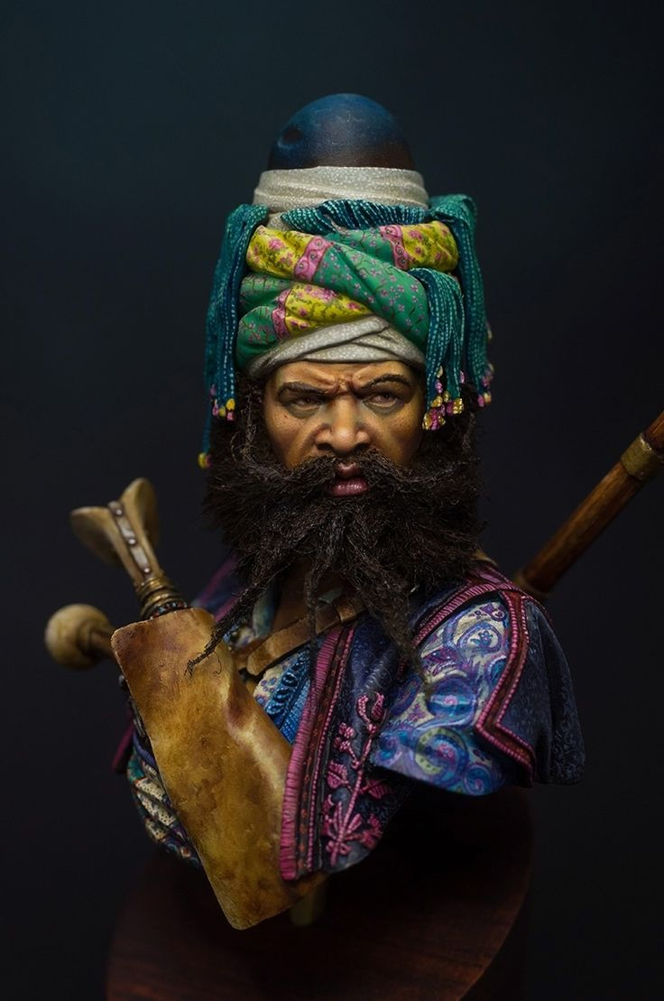 Arabian sea pirate