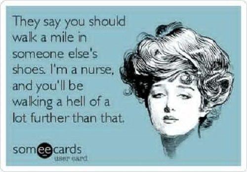 250 Funniest Nursing Quotes and eCards   NurseBuff #Nurse #Quotes #Ecards #Funny