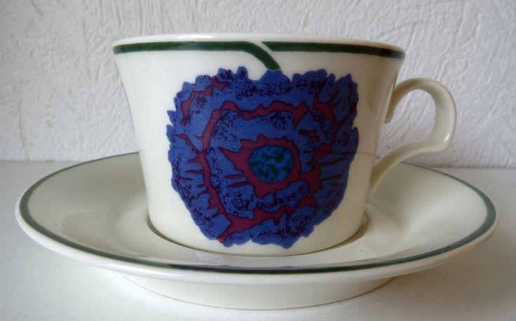 Arabia Finland, Illusia coffee cup, designer Heikki Orvola
