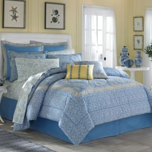 12 best Blue and Yellow Room images on Pinterest | Accent pillows ...