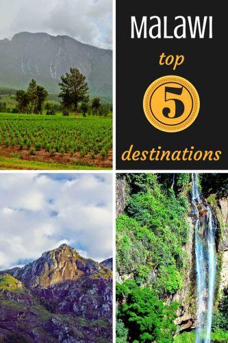 Malawi top destinations