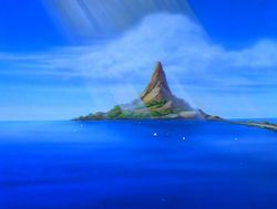 The Mysterious Island | Land Before Time Wiki | Fandom powered by Wikia