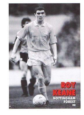 Twitter / Theleaguemag: Roy Keane of Nottingham Forest ...