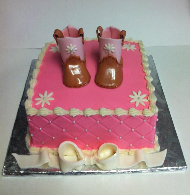 Cowgirl Baby Shower Cakes: 16 Best Baby Shower Cakes By Lily Cakes Images On