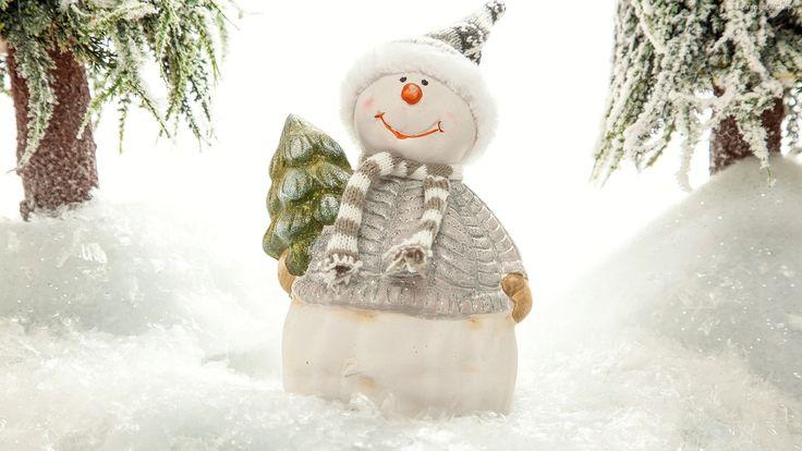 Zima, Bałwan, Świąteczne