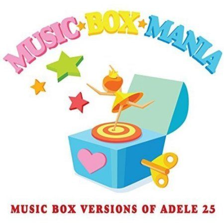 Music Box Versions of Adele 25