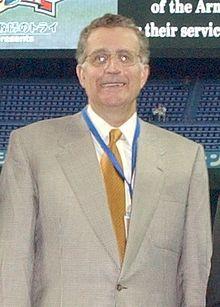 Paul Tagliabue, 1940  former football commissioner.