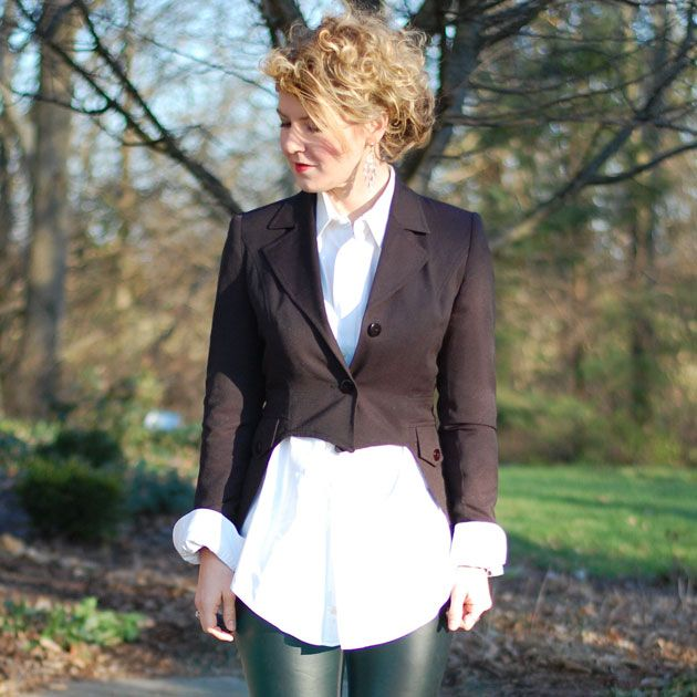 DIY: Tuxedo Jacket with Tails | Clothes and Shoes | Pinterest ...