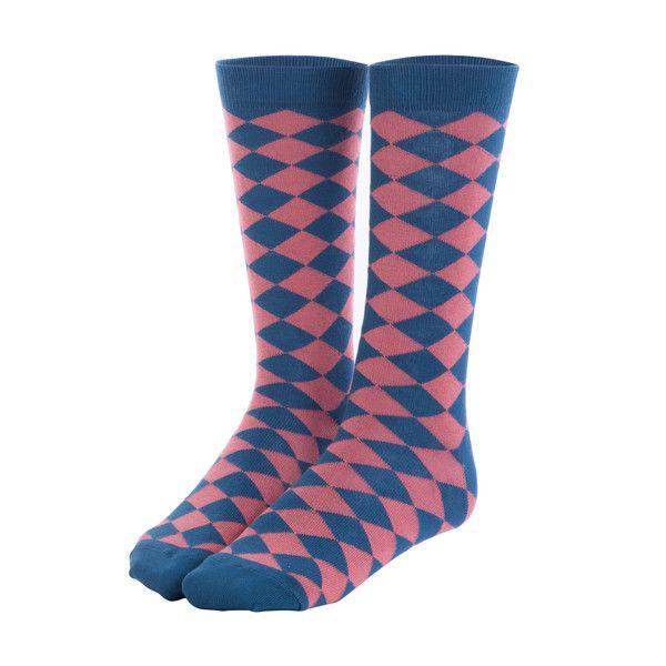 Dapper Diamonds - Socks