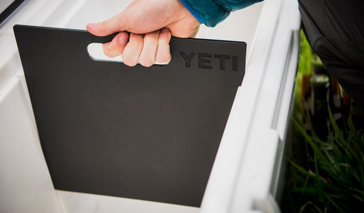 YETI | Tundra Cooler Divider in short and long for a yeti 65