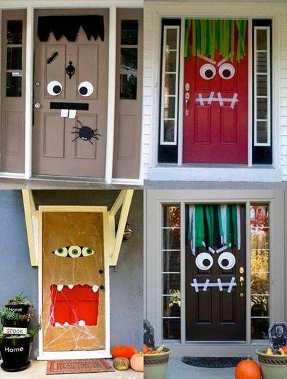 decoración para halloween Más
