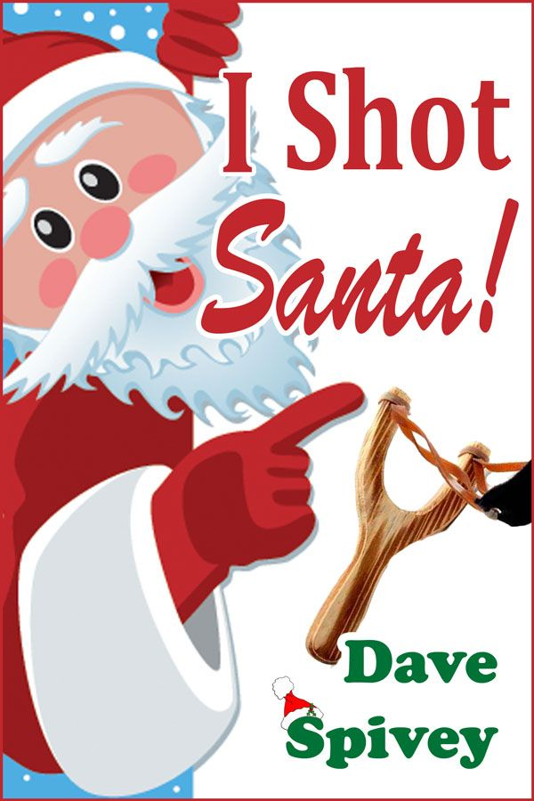 A Christmas ebook cover