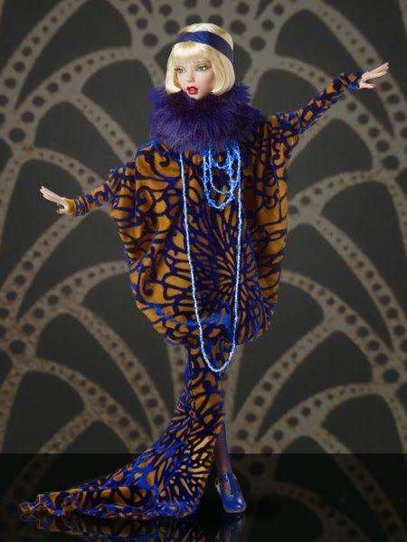 Collecting Fashion Dolls by Terri Gold   2014 Déjà Vu Summer Release   Tonner's Deja Vu doll