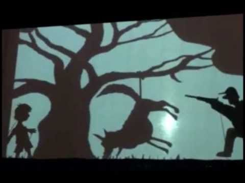 Peter and the Wolf shadow puppet show - YouTube; Russia multicultural unit
