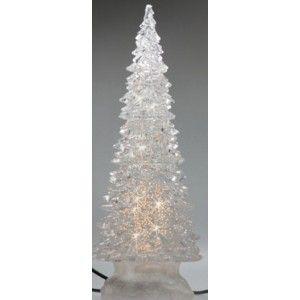 Crystal glitter Tree - Warm White