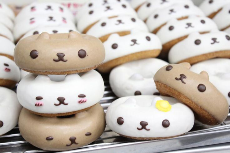 #cute #donut #food