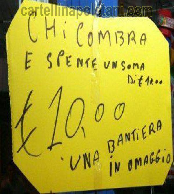 cartelli napoletani - Serie cartelli n.2