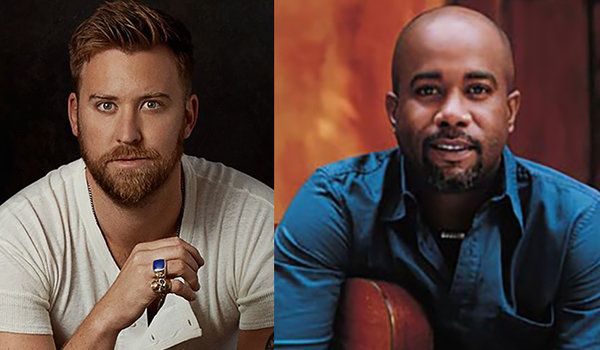 Darius Rucker and Lady Antebellum's Charles Kelley Tee Off For ACM Party For a Cause