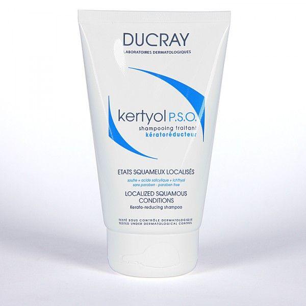 Шампунь Ducray Kertyol P.S.O. уменьшающий шелушение кожи головы фото