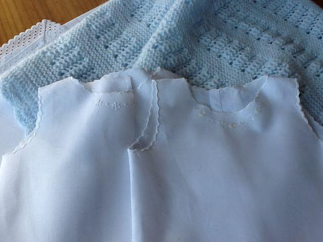 Mis  puntadas: Aquellas camisitas