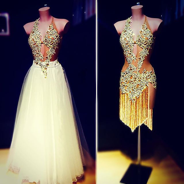 Images ballroom dancing dresses