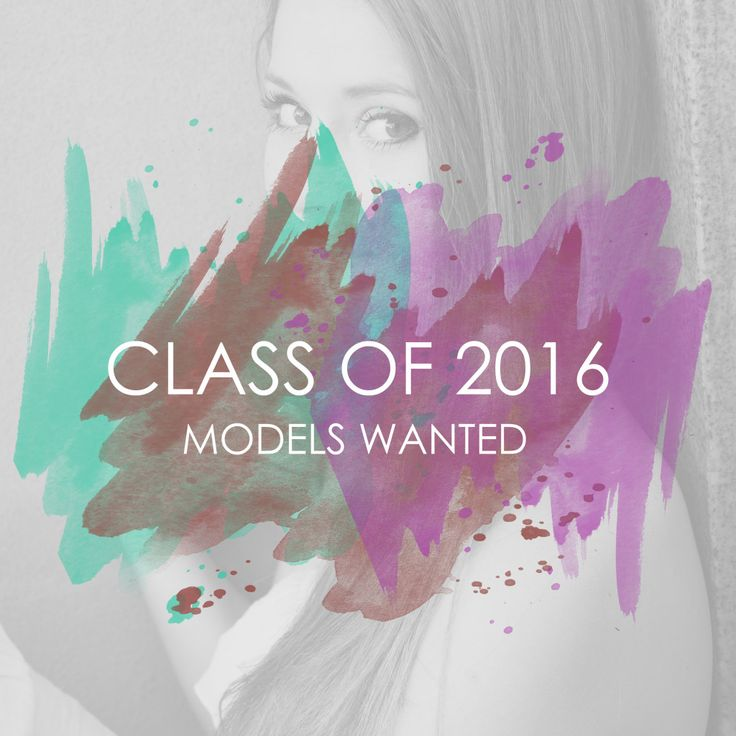 Class of 2016 in League City, Friendswood, Clear Lake... Apply now to be one of our Senior Spokesmodels!