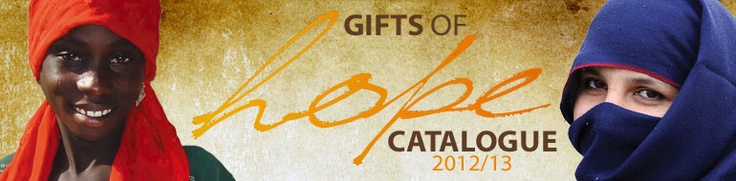 Give the gift of hope to a persecuted Christian