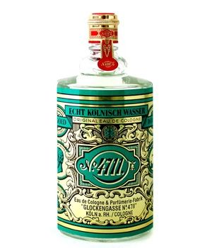 4711 Original Eau de Cologne This scent has very special sentimental value to me.  Growing up my German Oma (Grandmother) always had this and would let me wear it.  She always put a bottle in my Christmas stocking.  It's clean and refreshing on a hot day. It has poor longevity but I still <3 it.  from basenotes.net:Top Notes      Bergamot, Lemon, Orange, Petitgrain, Neroli Middle Notes Rosemary, Rose Base Notes      Musk, Woody Notes