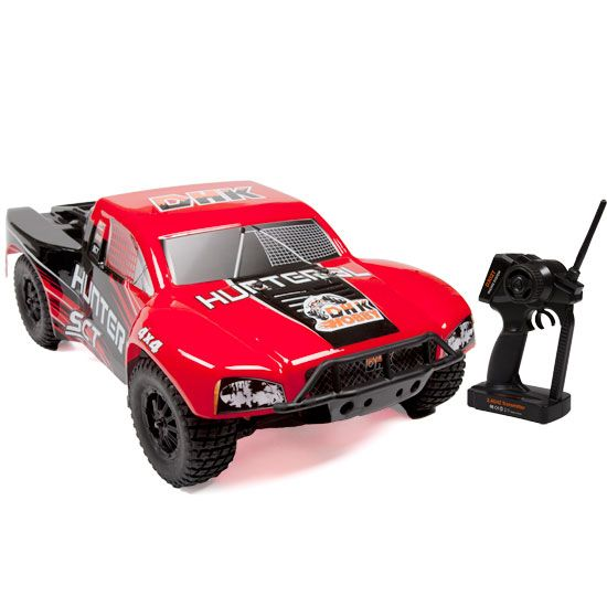 Off Road Remote Control Cars >> DHK Hunter BL 4x4 Brushless 2.4GHz 1:10 Electric RC Truck | RC Trucks | Pinterest | Electric rc ...
