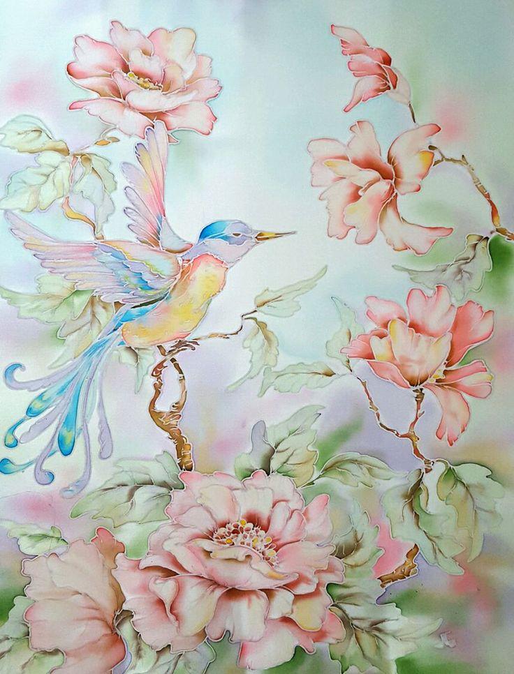 запросу фото батик птицы гагарина разнообразен предложениями