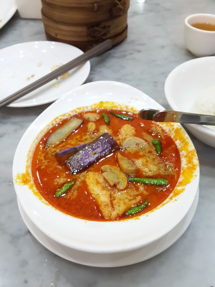 Spicy and Sour Slice Fish