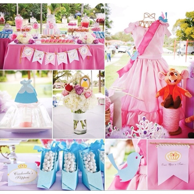 Cinderella Party From Hwtm
