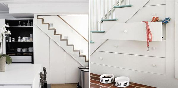 11 Ways To Use Space Under Stairs | Furnish Burnish