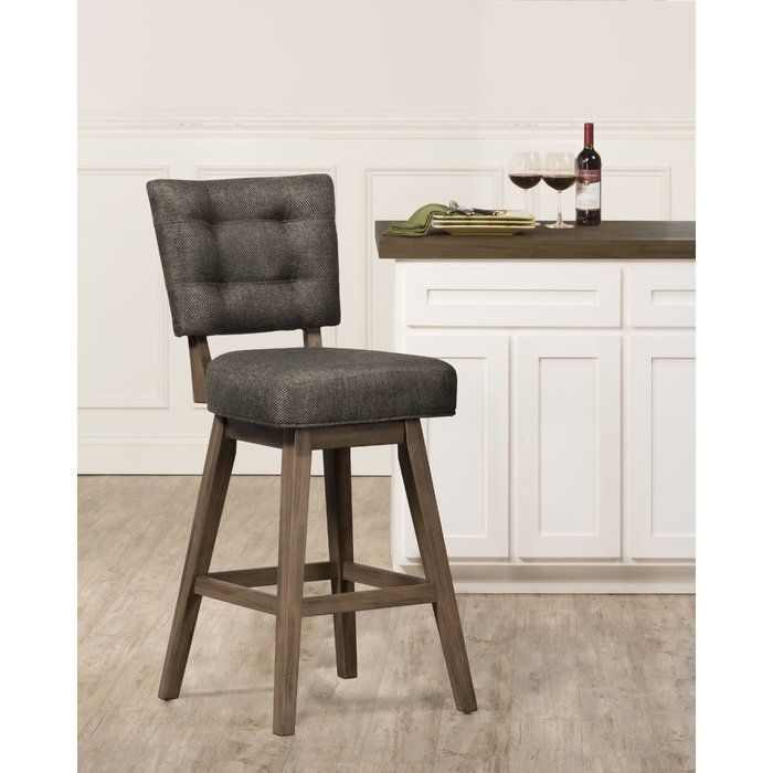 Rubinstein 26 Swivel Bar Stool Hillsdale Furniture Swivel
