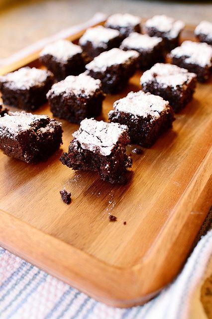 Dark Chocolate Brownies | Recipe | Dark chocolate brownies ...