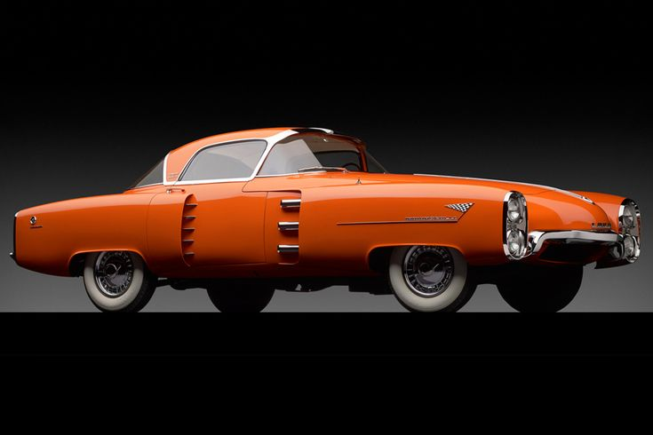 1955 Lincoln Indianapolis Exclusive Study