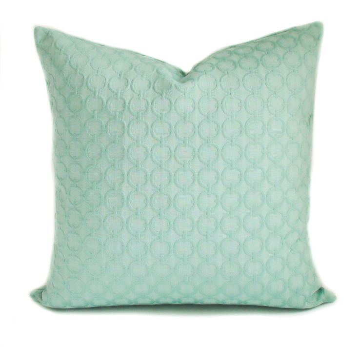 pillow covers throw pillows couch cushions decorative pillows sea green pillow shams 16x16 18x18 20x20 22x22 24x24 26x26