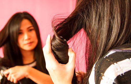 ¿Cómo planchar el cabello sin maltratarlo?
