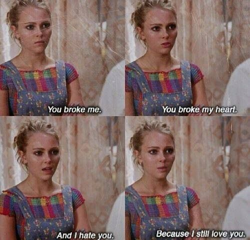 Can I just say that Annasophia Robb absolutely crushed this scene? Amazing
