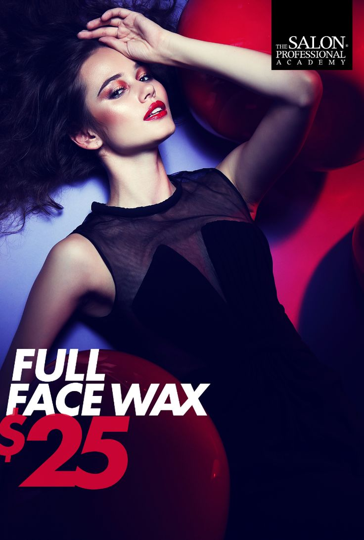 Put your fresh face forward!  Get a full face wax for $25 this March and reveal your inner glow just in time for spring. Strip away the grim of winter, and all the unwanted hair, today! Call 408-579-9111 to schedule your appointment and get ready to strip away some fuzz!   {All services provided by students under the direct supervision of licensed professionals. Some restrictions may apply. Contact us for more information.}
