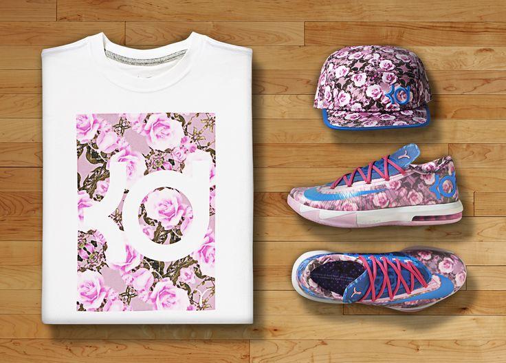 "Nike KD 6 Supreme ""Aunt Pearl†(Release Info"
