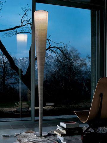 Luxury Life【Foscarini Mite Terra 纖維 高挑 立燈 ✤,Marc Sadler 設計】