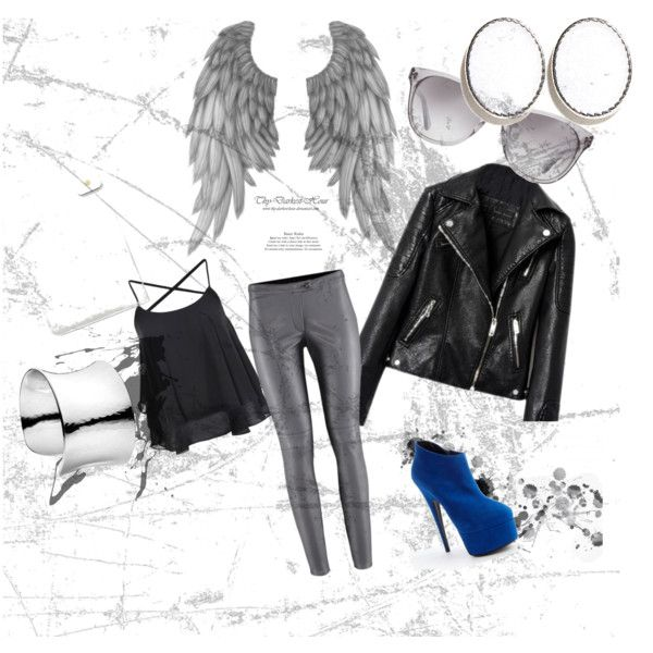 """armonia cromatica"" by arleth-aguilar-ortiz on Polyvore"