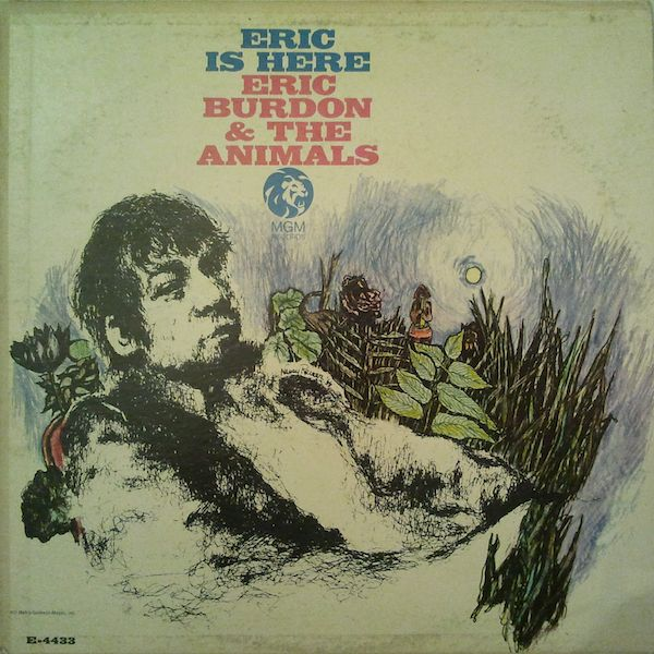 Eric Burdon & The Animals - Eric Is Here (Vinyl, LP, Album) at Discogs  1967